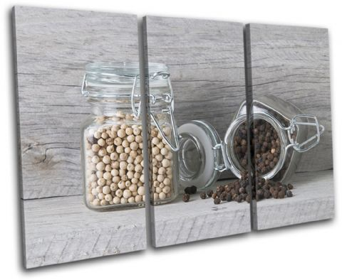 Spices Jars  Food Kitchen - 13-1065(00B)-TR32-LO